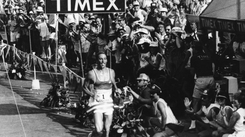triathlon legende first ironman